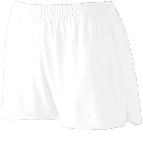 Augusta Sportswear Women's 987, White, Small
