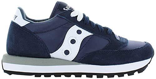 Saucony Sneakers Jazz Original in Camoscio 1044 Navy - White