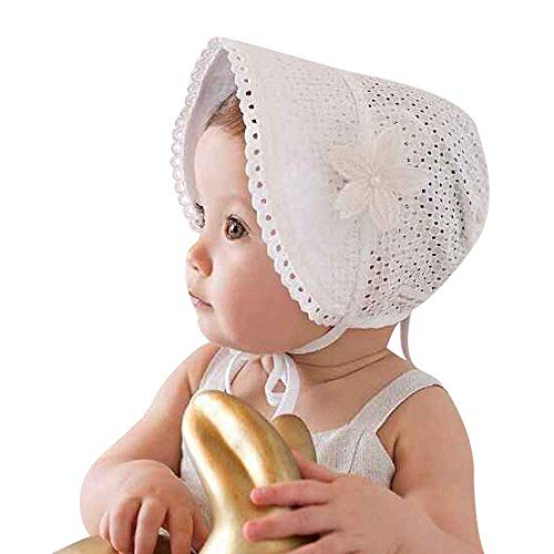 Ogquaton Bebé encantador Sombrero hueco Bebé recién nacido Sombrero