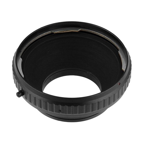 Fotodiox Lens Mount Adapter -- Hasselblad Lens to Canon EOS EF Cameras, fits Canon EOS 1D, 1DS, Mark II, III, IV, 1DC, 1DX, D30, D60, 10D, 20D, 20DA, 30D, 40D, 50D, 60D, 60DA, 5D, Mark II, Mark III, 7D, Rebel XT, XTi, XSi, T1, T1i, T2i, T3, T3i, T4, T4i -  HBV-EOS