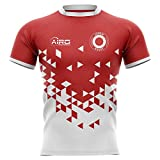 Airosportswear 2020-2021 Japan Home Concept Rugby Football Soccer T-Shirt Maillot - Baby