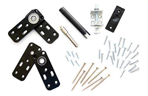 Murphy Door ID.HINGEKIT Fmhd Pivot Hinge System W/New Ball Lock Pin