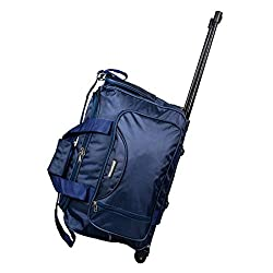 6 Best Cheapest Trolley Bags Price Below 1000 Online India