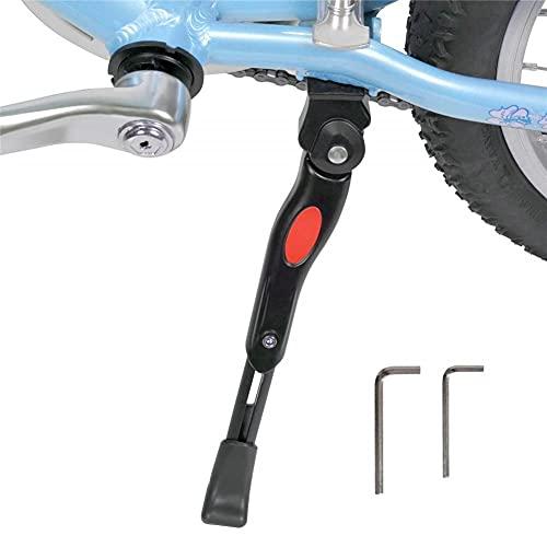 Soporte de bicicleta ajustable para bicicleta de montaña de 16 a 20 pulgadas