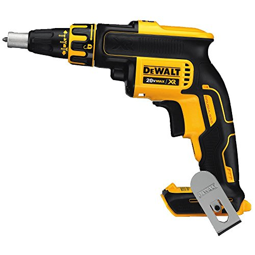 DEWALT 20V MAX XR Drywall Screw Gun, Tool Only (DCF620B)