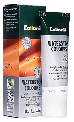 Collonil Waterstop 33030001008 Schuhcreme Glattleder 75 ml (0), Scotch, Einheitsgröße
