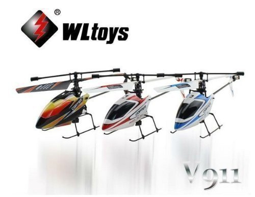 V911 HELICOPTERO DE RADIOCONTROL WLTOYS 22CM