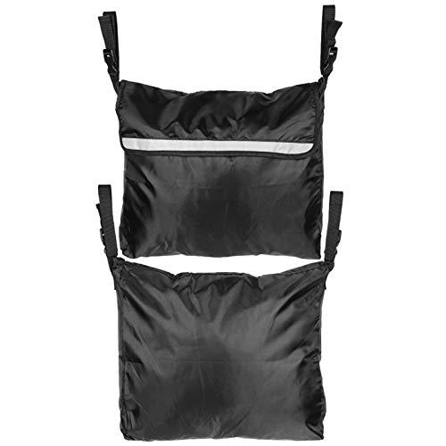 Bolsa impermeable ligera para silla de ruedas para transportar artículos a granel Accesorio para silla de ruedas