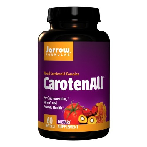 Jarrow Formulas CarotenALL, Softgels--60 ea-Product ID DRU-270979_1