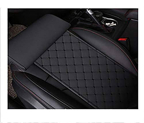 General Motors Extended Seat Cushion Comfortable Leg Support Pillows / Leg Foot Support Pillows for Long Distance Driving, Automatic Seat Extension (Black)