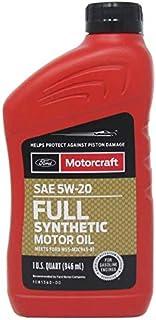 زيت محرك تخليقي بالكامل من موتوركرافت فورد لكل السيارات - 5W20