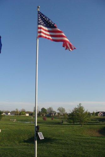 Flag Poles and More Flag Pole Light Kit