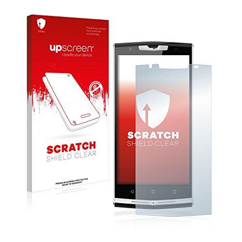 upscreen Schutzfolie kompatibel mit Oukitel K10000 Pro – Kristallklar, Kratzschutz, Anti-Fingerprint