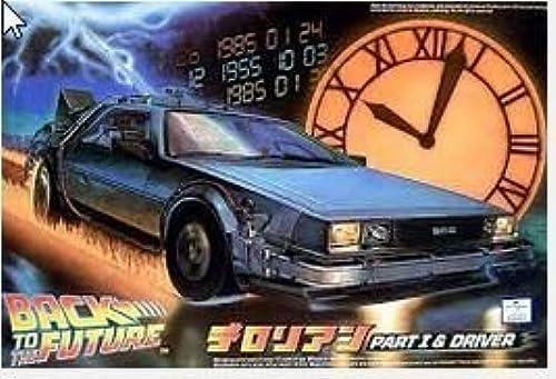 DeLorean PART1 & DRIVER (Japan-Import)