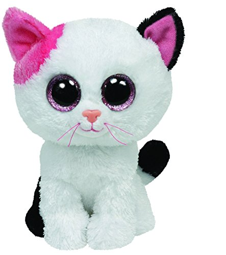 Ty Beanie Boos Muffin Cat Plush