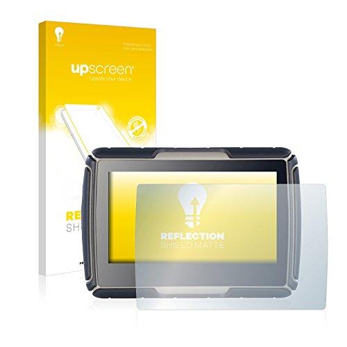 upscreen Entspiegelungs-Schutzfolie kompatibel mit NavGear TourMate N4 – Anti-Reflex Displayschutz-Folie Matt