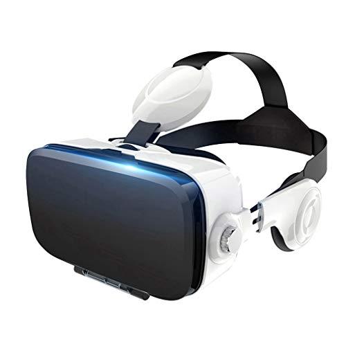 Gafas VR Gafas de Realidad Virtual para teléfono móvil con Gafas 3D para Smartphones de 4.5-6.0 Pulgadas