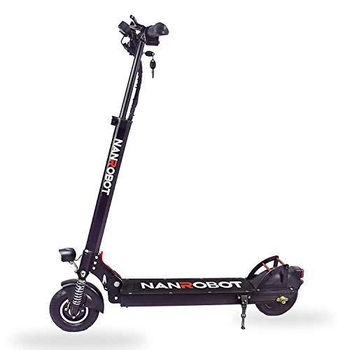 NANROBOT X4 2.0 Portable Folding Electric Scooter