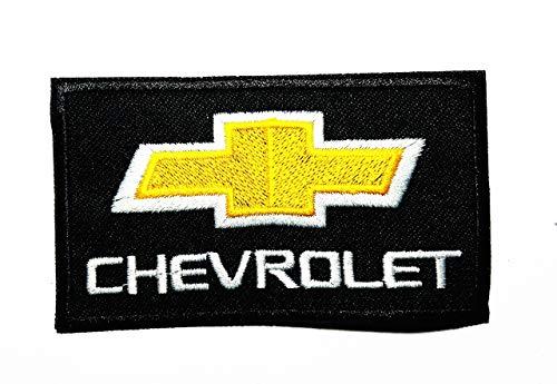 Automotive C Industry Auto Chevy und Motorsport Motors Logo Patch bestickt Aufnäher Aufbügler Abzeichen Taschen Hut Jeans Schuhe T-Shirt Applikation