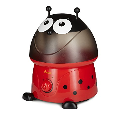 Crane Adorables Ultrasonic Cool Mist Humidifier Now $22.49 (Was $49.99)