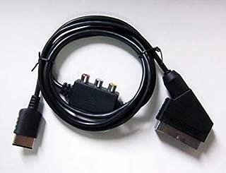 ドリームキャスト 用 RGB21ピンケーブル / AV出力可能 / 15kHz RGB出力可能 [cxd1595] [並行輸入品]