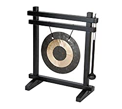 Woodstock Chimes WDG The Original Guaranteed Musically Tuned Chime Desk Gong