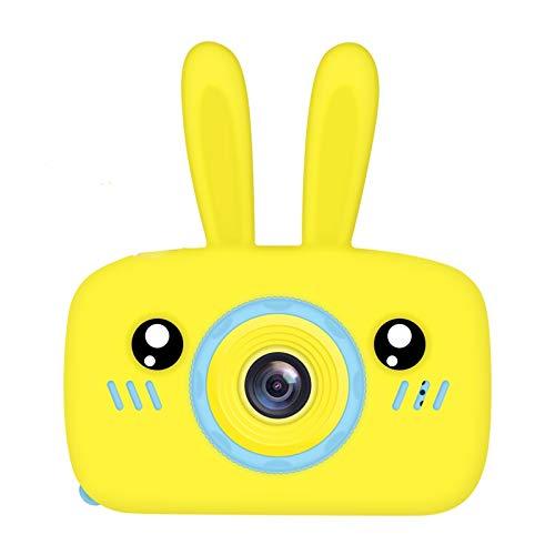IOIOA Kinder nehmen Foto-Kamera voller HD 1080P bewegliche Digital-Videokamera 2-Zoll-LCD-Screen-Display Kinder für Kind-Lernen-Studie,1
