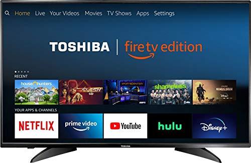 Toshiba 55LF711U20 55-inch 4K Ultra HD Smart LED TV HDR - Fire TV Edition