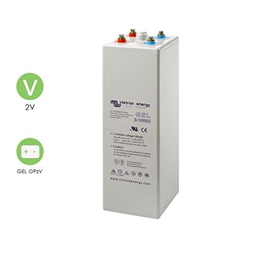 Victron Gel Long Life OPZV 2V 300Ah–Batería solar energy