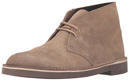 Clarks Men's Bushacre 2, Sand Sable, 10 M US