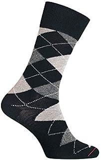 3 paires de nos meilleures chaussettes en laine douce Ascona Merino pour lhomme daffaires Loonysocks Des chaussettes noires et grises pour homme.