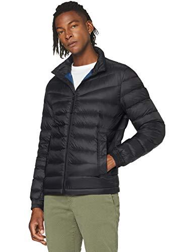 BOSS Mens Olido Jacket, Black (001), 48
