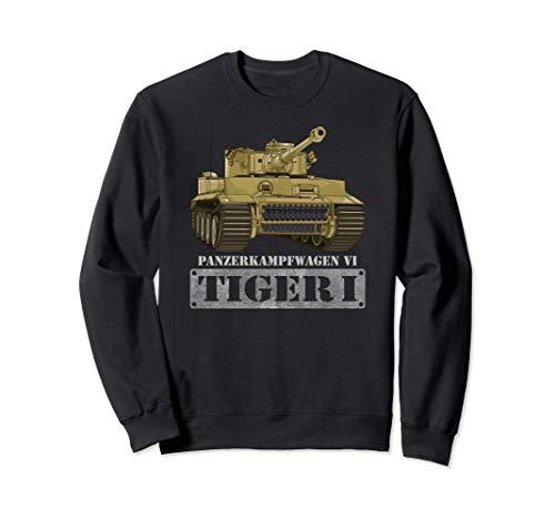Tiger I Panzer VI German WW2 Tanques de la Segunda Guerra Sudadera