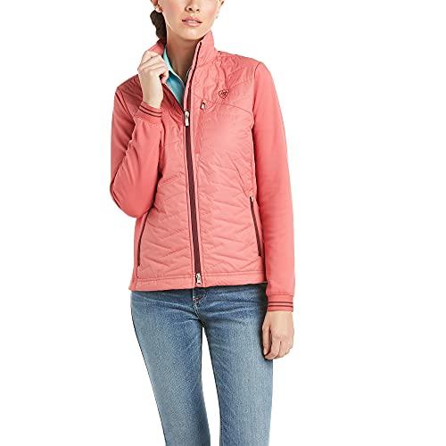 ARIAT Amaranth Hybrid Insulated Jacke Damen, Größe:S, Farbe Ariat:Amaranth