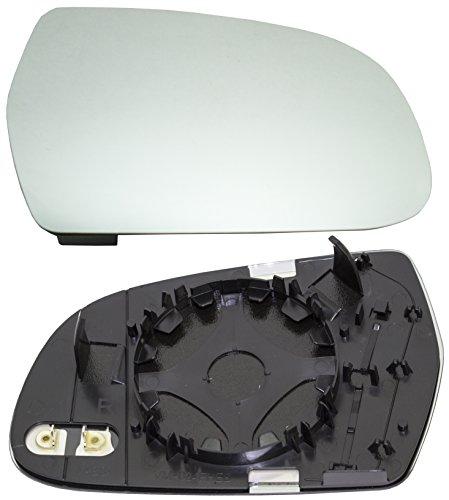 TarosTrade 57-0790-R-50600 Cristal De Retrovisor Calefactable Posterior A 2010 Lado Derecha