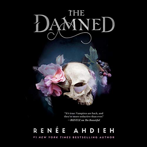 The Damned audiobook cover art