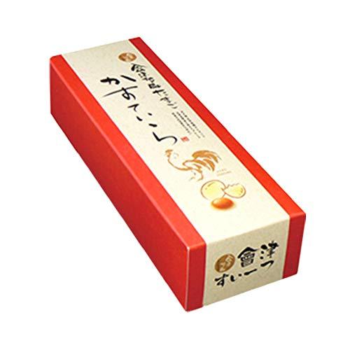 会津地鶏 たまごかすていら×2箱*