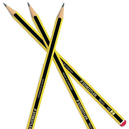 Staedtler Noris school pencil, pack 12