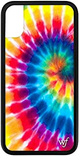 Wildflower Limited Edition iPhone Case for iPhone X and XS (Spring TIe Dye)