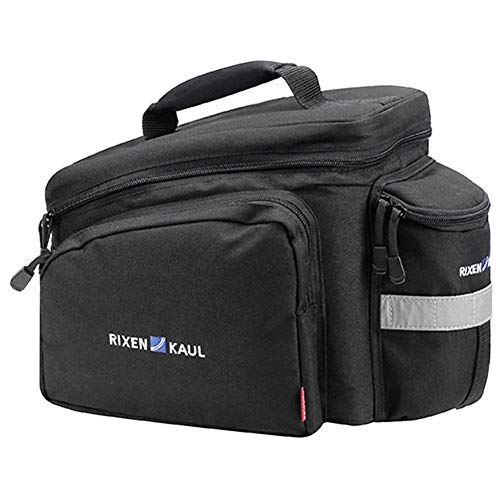 KLICKfix rackpack 2 voor Racktime bagagedragertas, zwart, 35 x 24 x 23 cm