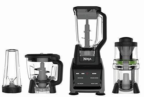 SharkNinja CT682SP Intelli-Sense Kitchen System with Auto-Spiralizer, Black