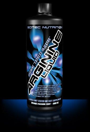 Scitec Nutrition Arginin Liquid, 1000ml, Geschmack:Orange/Maracuja