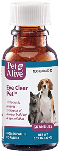 EyeClear Pet for Cataract Symptoms in Cats and Dogs