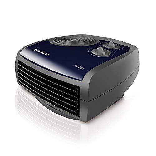Taurus CA-2002 Termoventilador, calefactor horizontal, 3 posiciones, 2000 W, frío/calor, termostato regulable, posición mural, silencioso