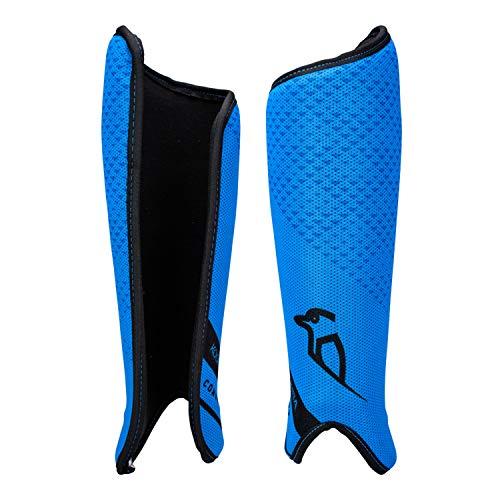 KOOKABURRA Convert Hockey-Schienbeinschoner, blau, S