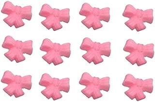 Best pink ribbon edible sugar cupcake toppers Reviews