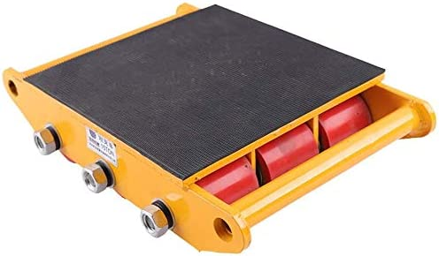 Industrial Machinery Mover Heavy Duty Skate Dolly Year-end gift In a popularity Ska