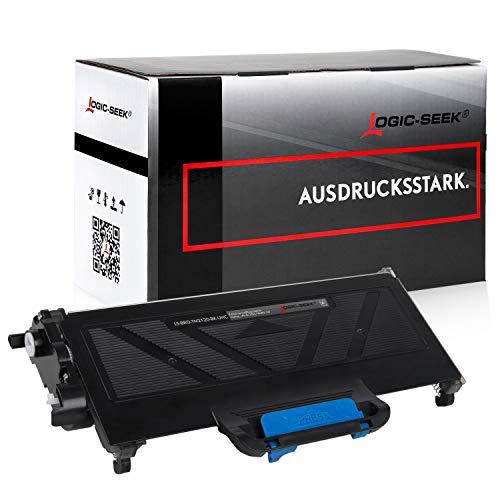 Toner für Brother TN-2120 Ultra High Capacity - Schwarz, 5.200 Seiten, kompatibel.