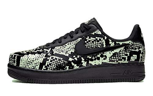 Nike AF1 Foamposite Pro Cup Frosted Spruce/Black Snakeskin Men's Shoes Size 11