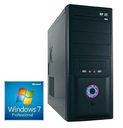 GAMER PC INTEL i7 4770 Quad Core 4th Generation 4x3,4GHz - 500GB HDD SATA III - 16GB DDR3 (1600 MHz) - DVD Brenner - Grafik GeForce GTX750 (2048MB DDR5-VGA-DVI-HDMI-DirectX 11) - Audio - 2xUSB3.0 - 6xUSB2.0 - LAN - 430W - Kartenleser - WLAN (USB/150MBit) - Windows7 Prof. 64 Bit - computer , gaming , multimedia , home , rechner , desktop (i7 4770 16gb gtx750)
